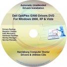 Dell OptiPlex GX60 Drivers Restore  Disc Disk CD/DVD