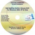Dell OptiPlex Gn/Gn+ Drivers Restore  Disc Disk CD/DVD