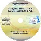 Dell OptiPlex 580 Drivers Restore  Disc Disk CD/DVD