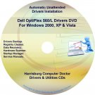 Dell OptiPlex 560L Drivers Restore  Disc Disk CD/DVD