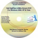 Dell OptiPlex 4-MXe Drivers Restore  Disc Disk CD/DVD