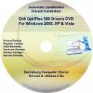 Dell OptiPlex 380 Drivers Restore  Disc Disk CD/DVD