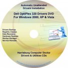 Dell OptiPlex 320 Drivers Restore  Disc Disk CD/DVD