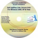 Dell OptiPlex 210L Drivers Restore  Disc Disk CD/DVD