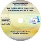 Dell OptiPlex 210LN Drivers Restore  Disc Disk CD/DVD