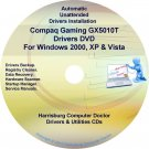Compaq Gaming GX5010T Drivers Restore HP Disc CD/DVD