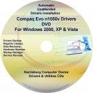Compaq Evo n1050v Drivers Restore HP Disc Disk CD/DVD