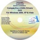 Compaq Evo n1020v Drivers Restore HP Disc Disk CD/DVD