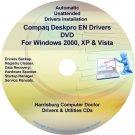Compaq Deskpro EN Drivers Restore HP Disc Disk CD/DVD