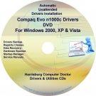 Compaq Evo n1000c Drivers Restore HP Disc Disk CD/DVD