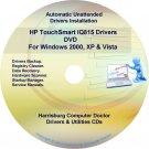 HP TouchSmart IQ815 Driver Recovery Disc CD/DVD