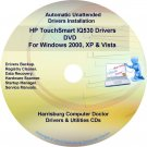 HP TouchSmart IQ530 Driver Recovery Disc CD/DVD