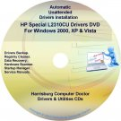 HP Special L2310CU Driver Recovery Disc CD/DVD