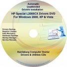 HP Special L2005CX Driver Recovery Disc CD/DVD