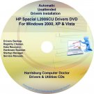 HP Special L2005CU Driver Recovery Disc CD/DVD