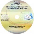 HP Pavilion zu1000 Driver Recovery Restore Disc CD/DVD
