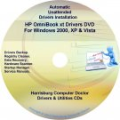HP OmniBook xt Driver Recovery Disc CD/DVD
