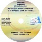 HP Pavilion dv3000 Driver Recovery Disc CD/DVD