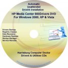 HP Media Center 800 Driver Recovery Disc CD/DVD