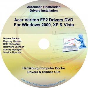 New Driver: Acer Veriton FP2 CD-RW