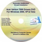 Acer Veriton 7500 Drivers Restore Recovery CD/DVD
