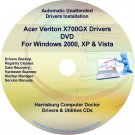 Acer Veriton X700GX Drivers Restore Recovery CD/DVD