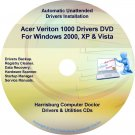 Acer Veriton 1000 Drivers Restore Recovery CD/DVD