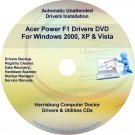 Acer Power F1 Drivers Restore Recovery CD/DVD