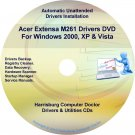 Acer Extensa M261 Drivers Restore Recovery CD/DVD