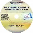 Acer TravelMate 310 Drivers Restore Recovery CD/DVD