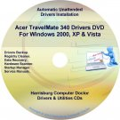 Acer TravelMate 340 Drivers Restore Recovery CD/DVD