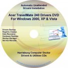 Acer TravelMate 240 Drivers Restore Recovery CD/DVD