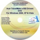 Acer TravelMate a-550 Drivers Restore Recovery CD/DVD