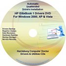 HP EliteBook 1 Driver Recovery Restore Disc CD/DVD