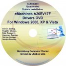 eMachines A26EV17F Drivers Restore Recovery CD/DVD