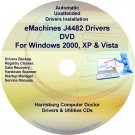 eMachines J4482 Drivers Restore Recovery CD/DVD
