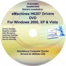 eMachines H6207 Drivers Restore Recovery CD/DVD