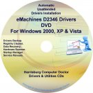 eMachines D2346 Drivers Restore Recovery CD/DVD