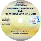 eMachines C3060 Drivers Restore Recovery CD/DVD