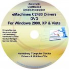 eMachines C2480 Drivers Restore Recovery CD/DVD