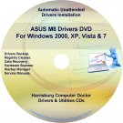 Asus M8 Drivers Restore Recovery CD/DVD