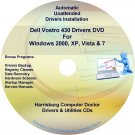 Dell Vostro 430 Drivers Recovery Restore Disc CD/DVD