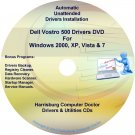 Dell Vostro 500 Drivers Recovery Restore Disc CD/DVD