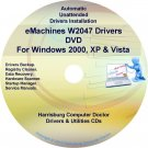 eMachines W2047 Drivers Restore Recovery CD/DVD
