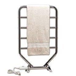 Warmrails Traditional Towel Warmer Drying Rack Brass