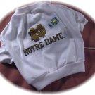 Notre Dame Fighting Irish T Shirt NCAA College Sports Dog Football Tee Shirt Small Size