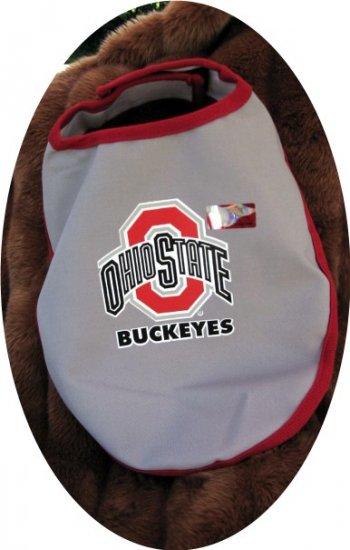 Ohio State Buckeyes Officially Licensed NCAA Team Dog Wrap Size Medium