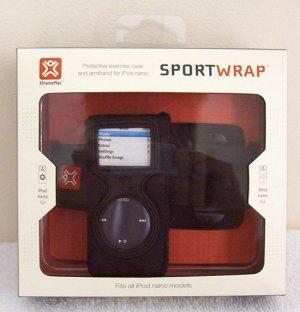Xtreme Mac Sportwrap Exercise Case ALL iPod Nanos BNIB