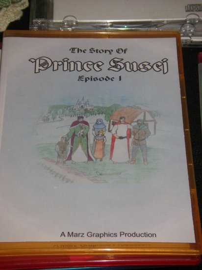 Prince Susej DVD
