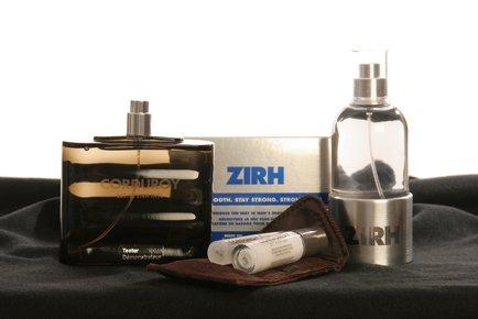 Zirh Corduroy Mens Cologne & Zirh Cologne w/ FREE Gifts